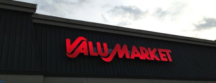 ValuMarket is one of Lieux qui ont plu à Brad.