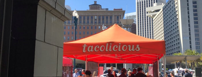 Tacolicious is one of San Fran to dos.