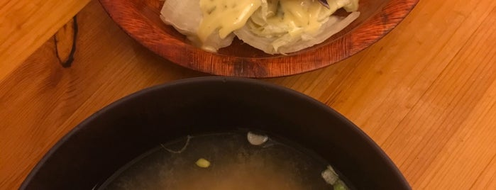 Fujiyama-Ya is one of s.f. food.