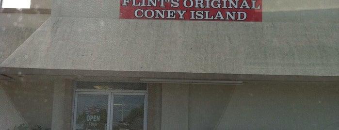 Tom Z's Flint Original Coney Island is one of Illinois, Indiana, Ohio, Michigan.