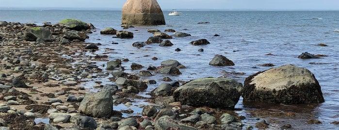 Target Rock National Wildlife Refuge is one of fd.