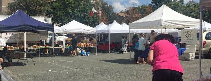 Rockville Farmer's Market is one of Outdoors & Recreation.