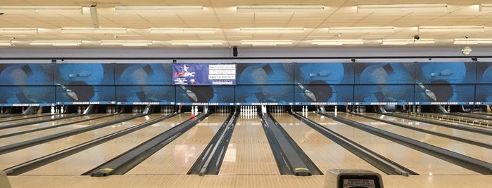 Highland Lanes is one of Austin Activities.