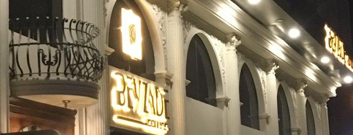 Beyzade is one of London.