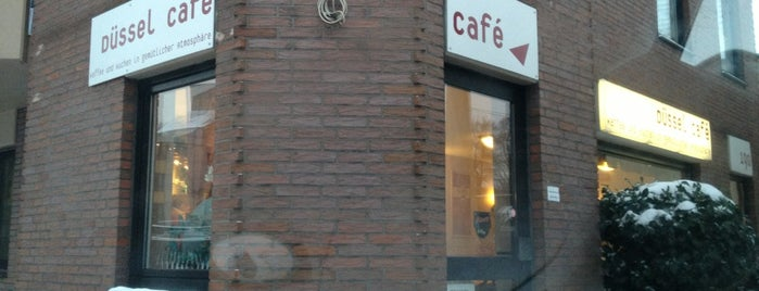 Düssel Cafe is one of Favs.