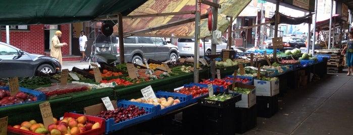 Italian Market is one of Pennsylvania.
