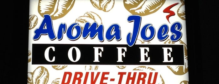Aroma Joe's is one of eva's Liked Places.