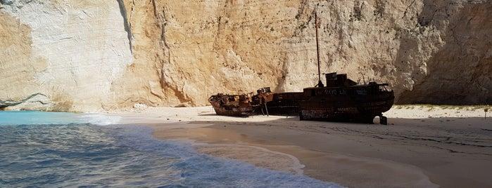 Shipwreck Beach is one of Jingyuan'ın Beğendiği Mekanlar.