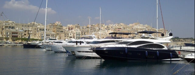 Vittoriosa Yacht Marina | Grand Harbour Marina is one of VISITAR Malta.