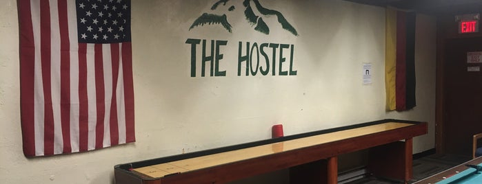 The Hostel is one of While in the GYE.