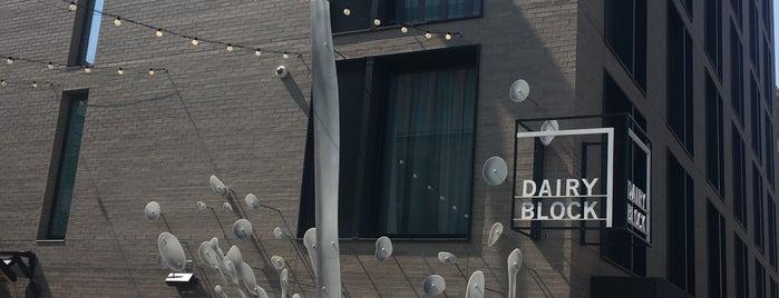 Dairy Block is one of Denver.