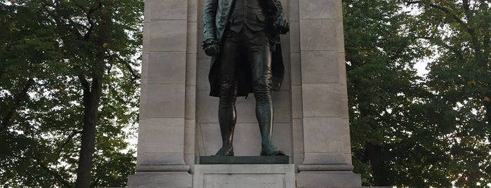 John Paul Jones Memorial is one of Revolutionary War Trip.