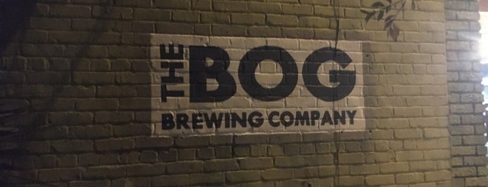 Bog Brewing Company is one of Florida.