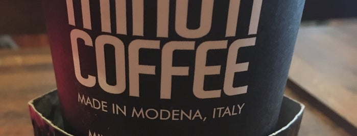 Minuti Coffee is one of Posti che sono piaciuti a J..