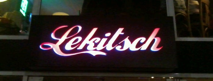 Lekitsch is one of Botecagem SP.