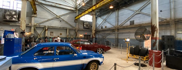 Fast & Furious: Supercharged is one of Orte, die Ishka gefallen.