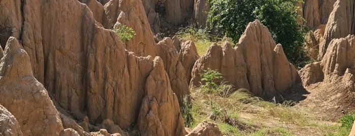 คอกเสือ is one of พะเยา แพร่ น่าน อุตรดิตถ์.