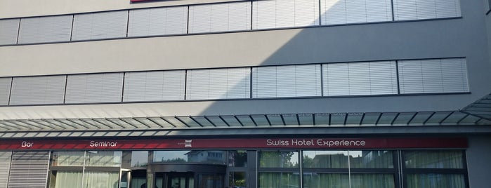 SwissEver Hotel is one of Serav->V ile :)さんのお気に入りスポット.
