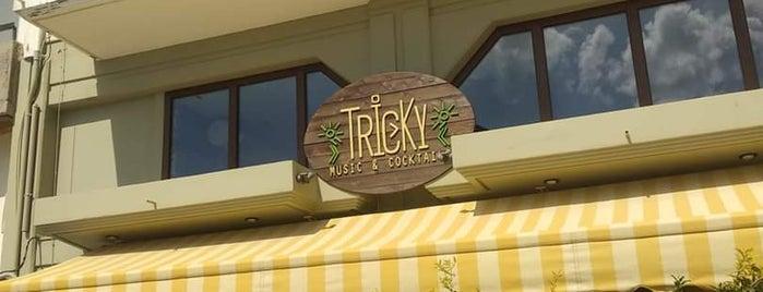 Tricky is one of Olina : понравившиеся места.