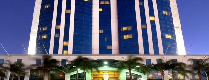 Hotel Marriott is one of Emilio Alvarez's Liked Places.