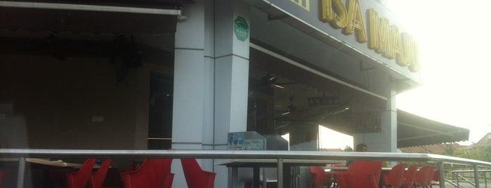 Restoran Isa Maju is one of Lugares favoritos de Rapiszal.