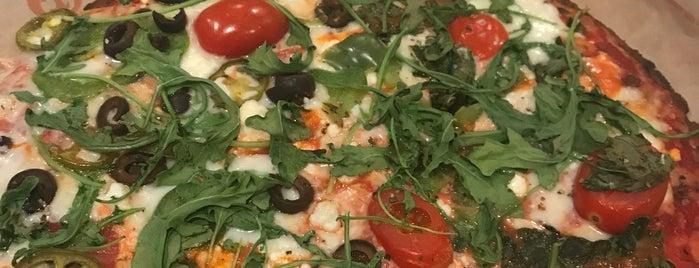 Blaze Pizza is one of Boston food.