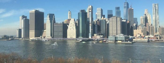 1 Hotel Brooklyn Bridge is one of Lugares favoritos de Amaury.