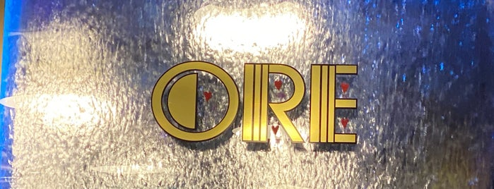 ORE is one of London.