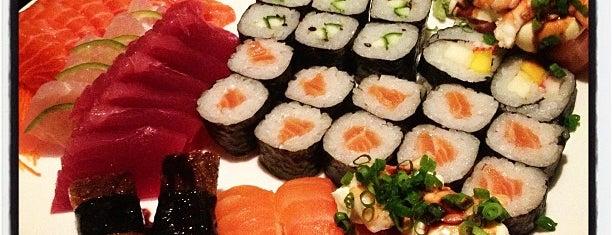 Tokio Culinária Japonesa is one of Lugares favoritos de Katy.