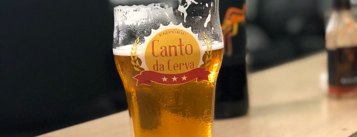 Canto da Cerva is one of Beer Love SP.