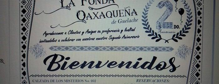 La Fonda Oaxaqueña is one of Posti che sono piaciuti a Erwin.