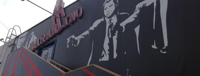 Tarantino is one of Club, restaurant, cafe, pizzeria, bar, pub, sushi.