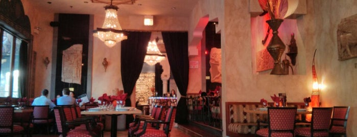 Alhambra Palace Restaurant is one of United Mileage Plus Dining Spots.