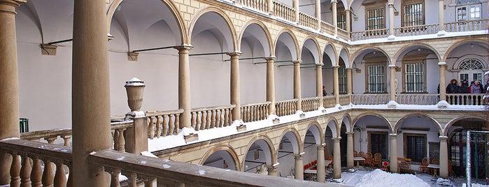 Итальянский дворик is one of Lviv, Ukraine.