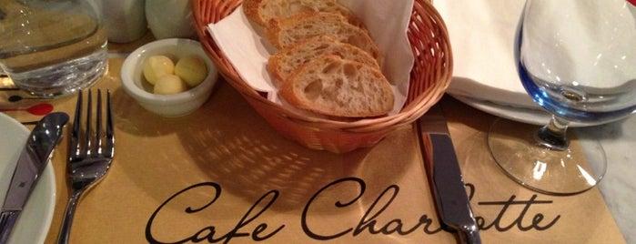 Café Charlotte is one of Kiev, Ukraine.
