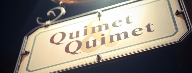 Quimet & Quimet is one of Barcelona, Spain.