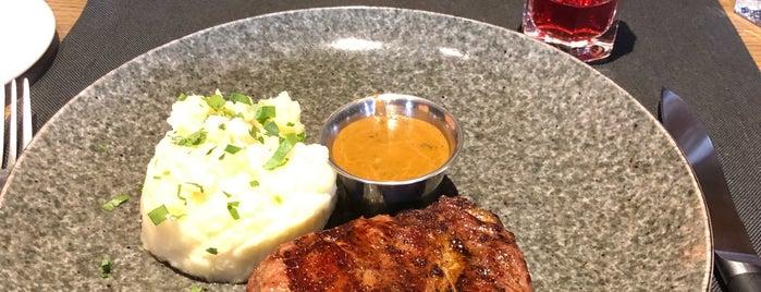 Sam's Steak House Prime is one of Posti che sono piaciuti a Alexander.