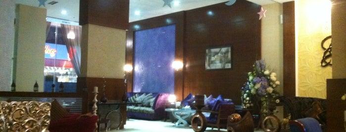 مطاعم ومقاهي الرياض ( سلطان )