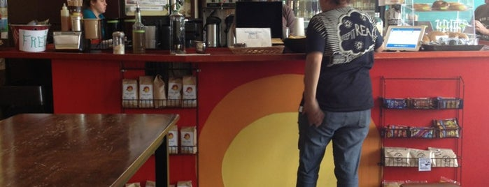 Irie Bean Coffee is one of Austin + Cedar Park: Coffee/Sweets.
