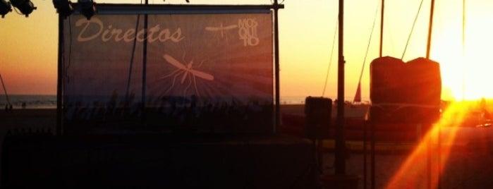 Mosquito Club is one of Huelva.