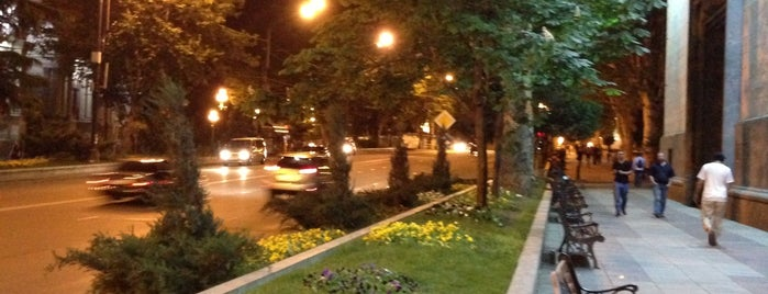Rustaveli Avenue | რუსთაველის გამზირი is one of грузия.