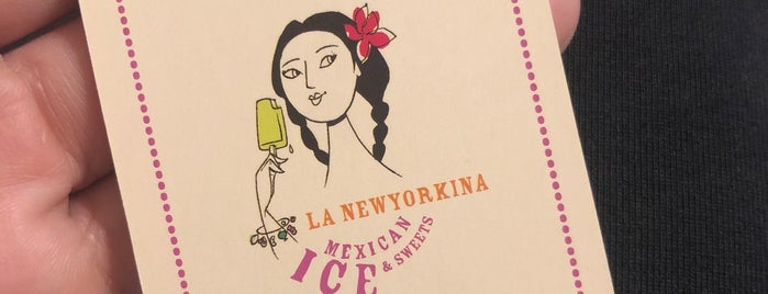 La Newyorkina is one of 🍨🍭.