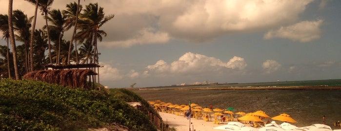 Bar Da Praia Muro Alto is one of Locais curtidos por Fernando.