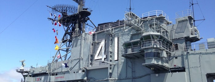 USS Midway Museum is one of San Diego.