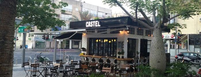 Castel / קסטל is one of tel aviv.