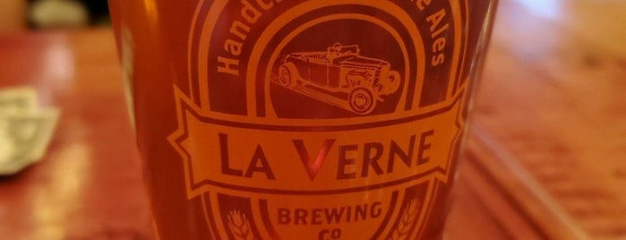 La Verne Brewing Co. is one of Breweries - Southern CA.