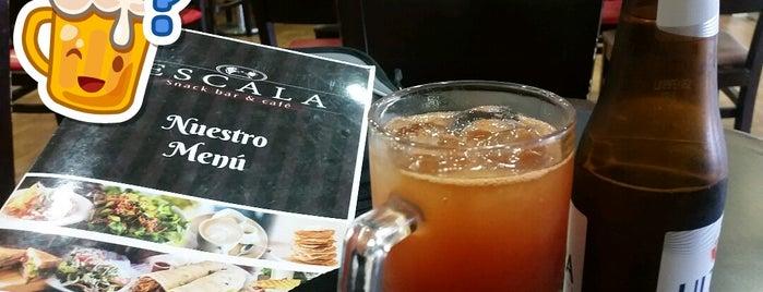 Escala Snack Bar is one of สถานที่ที่ Jaime ถูกใจ.