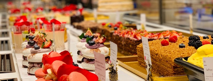 Secret Garden is one of Desserts&snacks Riyadh.