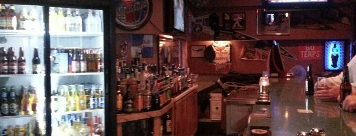 Grumpy's Bar & Grill is one of Lieux qui ont plu à James.