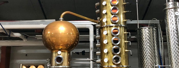 Litchfield Distillery is one of Connecticut.
